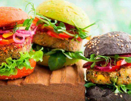 Curso de hamburguesas veganas
