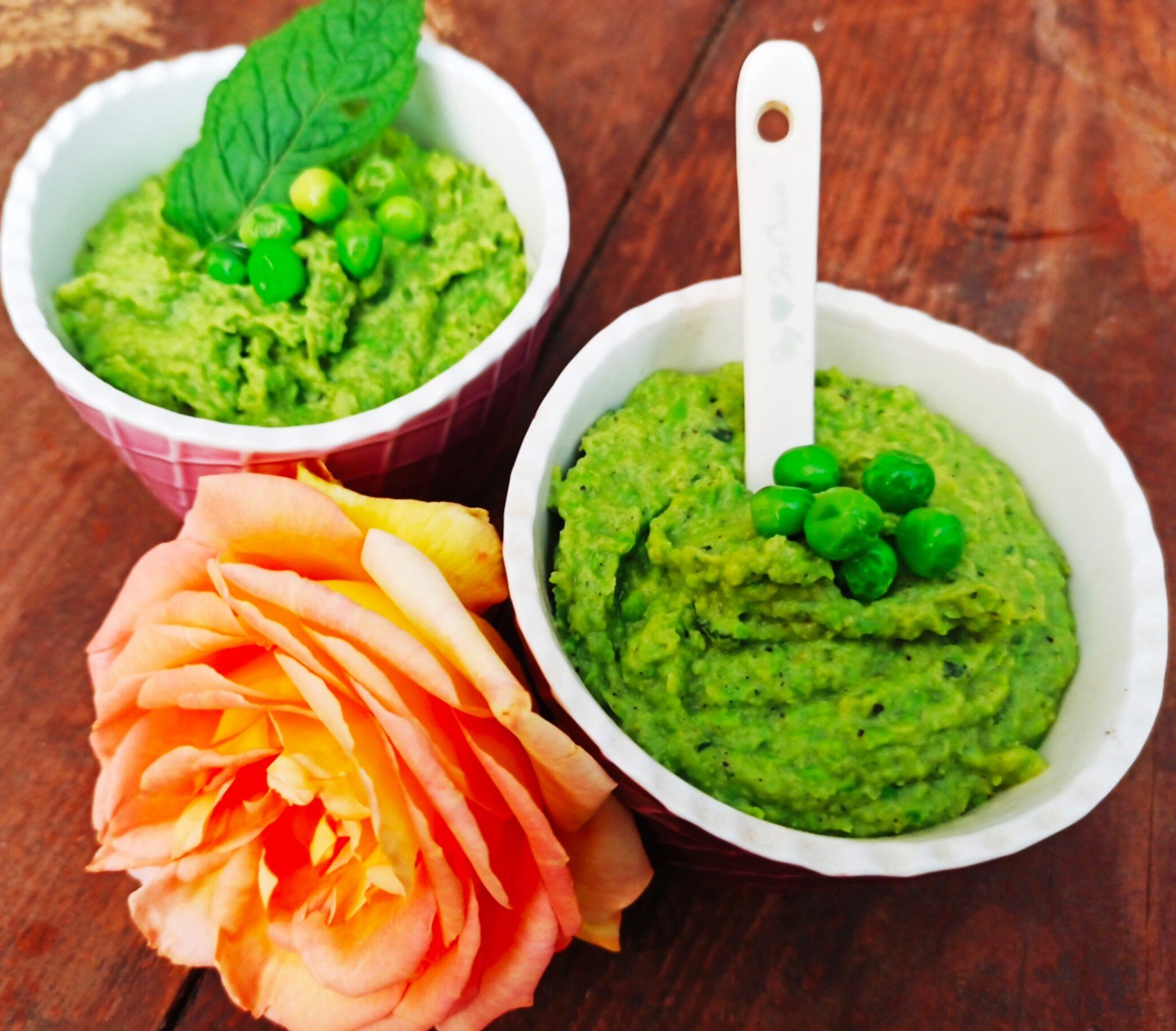 Paté vegetal sano y con cero grasa